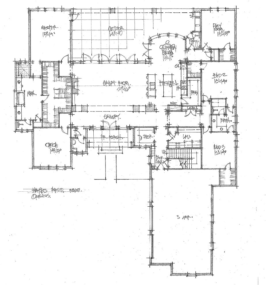 Einheit Company traditional floor plan