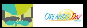 Winter Park Day Nursery logo and Orlando Day Nursery logo