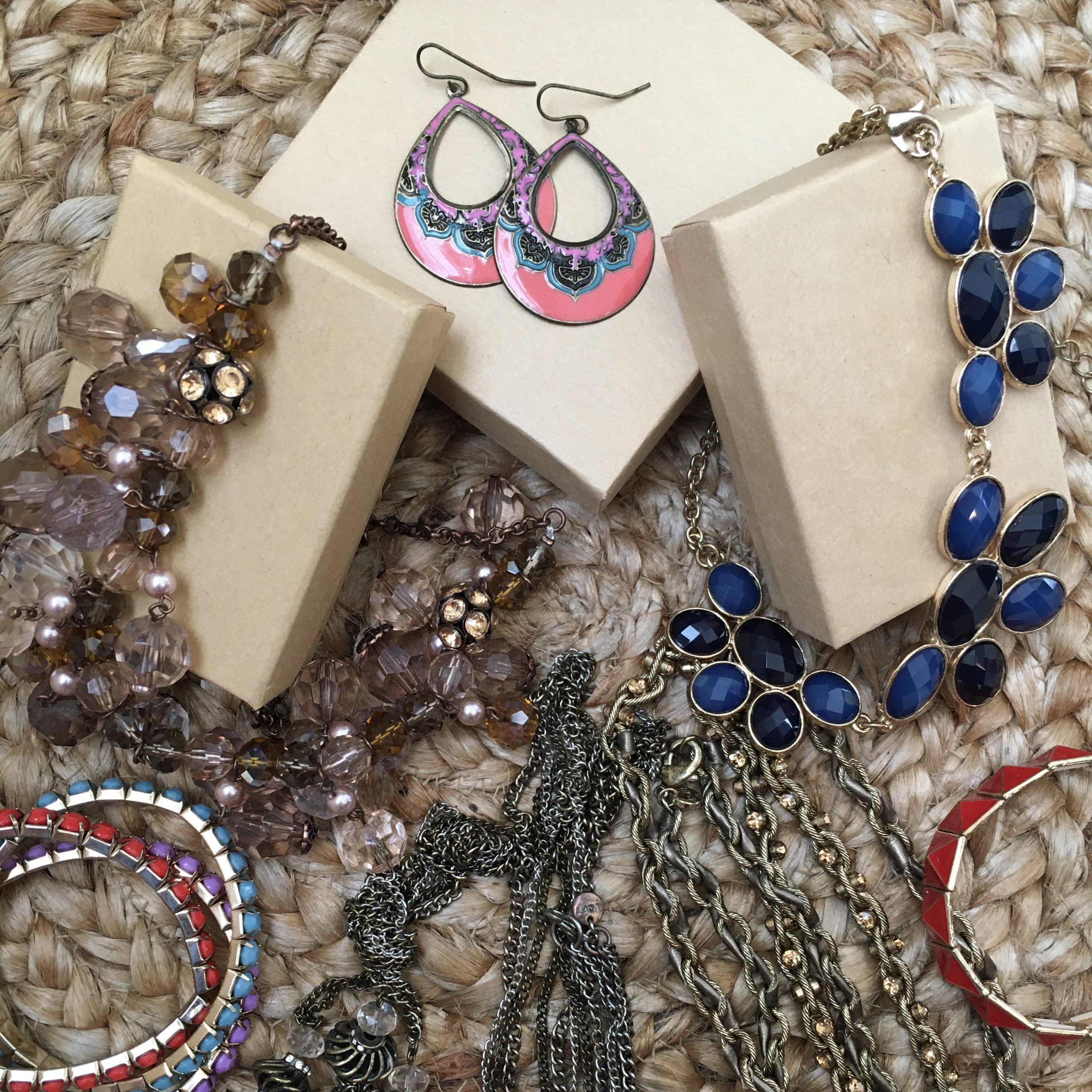 Mother's Day costume jewelry collection benefiting the children and mothers of Winter Park and Orlando Day Nurseries