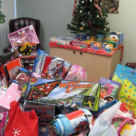 Christmas Toy Drive benefiting The Children's Home Society of Florida